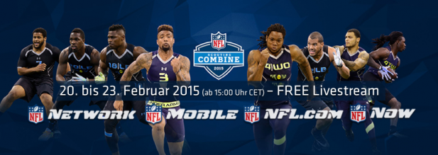 2015 NFL Combine Live