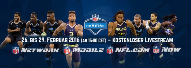 2016 NFL Combine Live