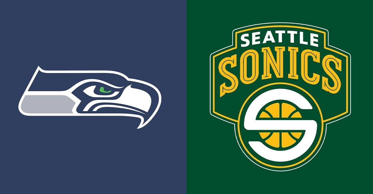Seattle SuperSonics Seattle Seahawks