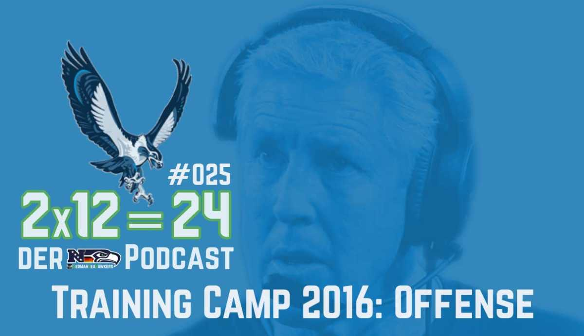 Training Camp 2016: Offense