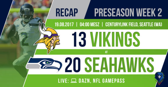 Vikings @ Chargers Recap