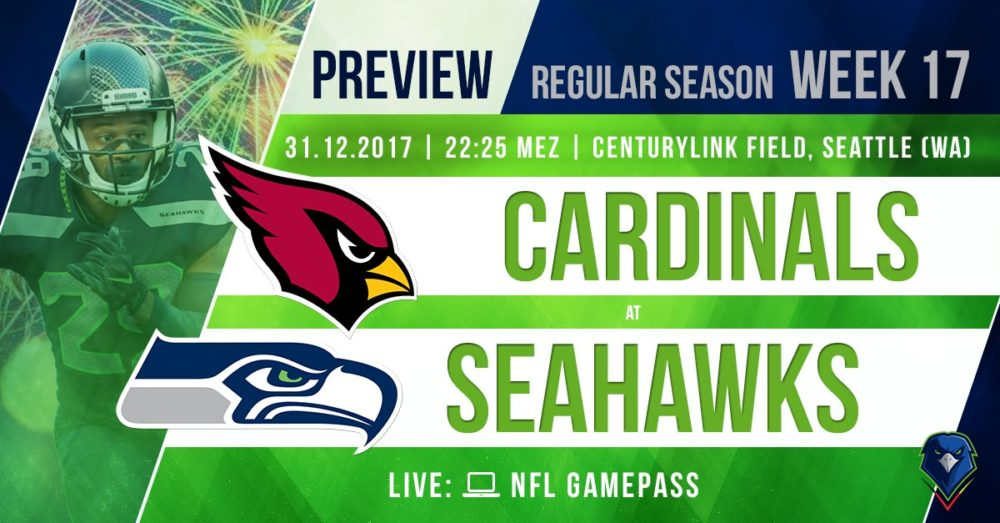 Preview Cardinals @ Seahawks