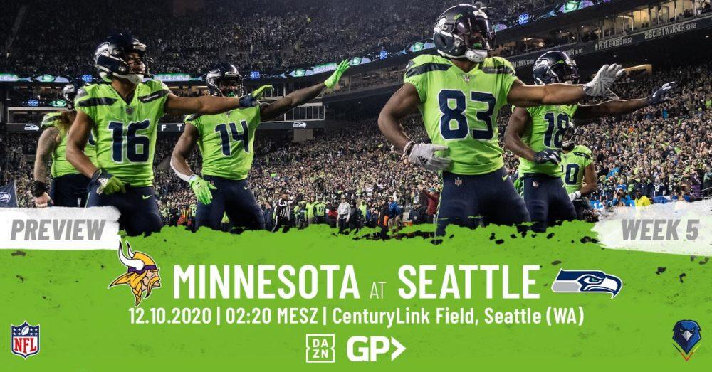 Preview Week 5, 2020 Minnesota Vikings