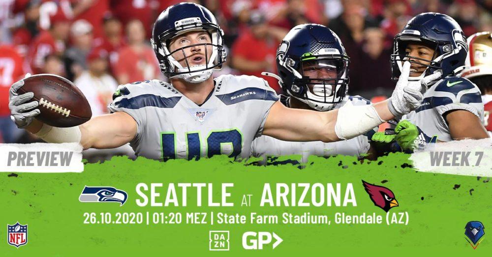 Preview Week 7, 2020 Arizona Cardinals