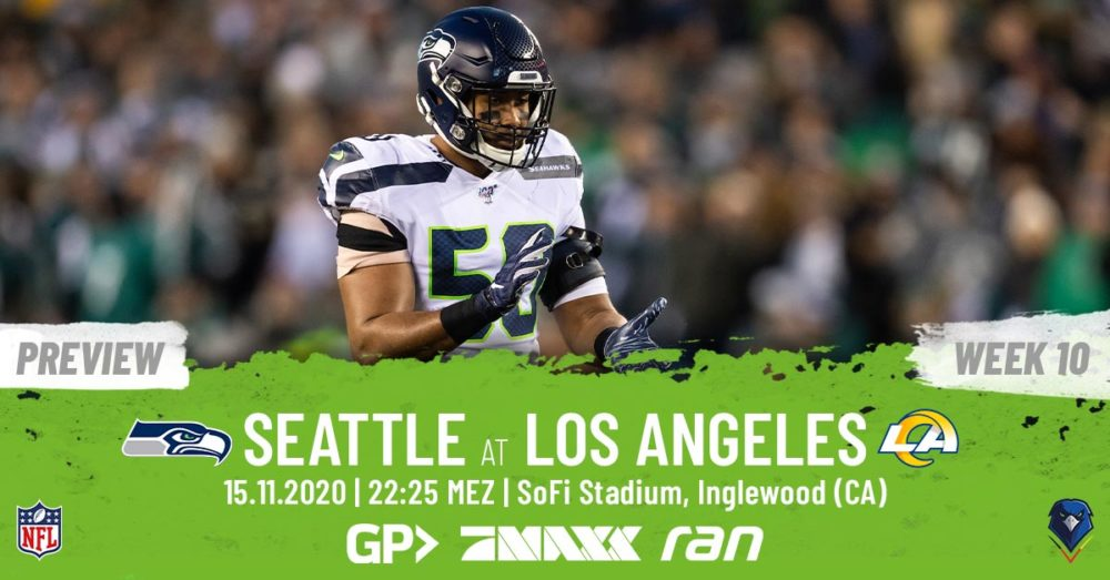 Preview Week 10, 2020 Los Angeles Rams