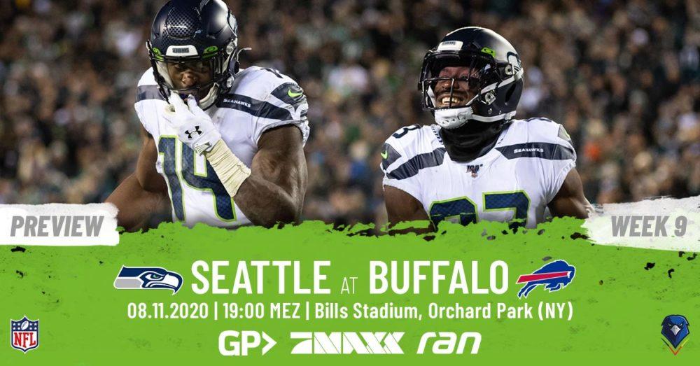 Preview Week 9, 2020 Buffalo Bills