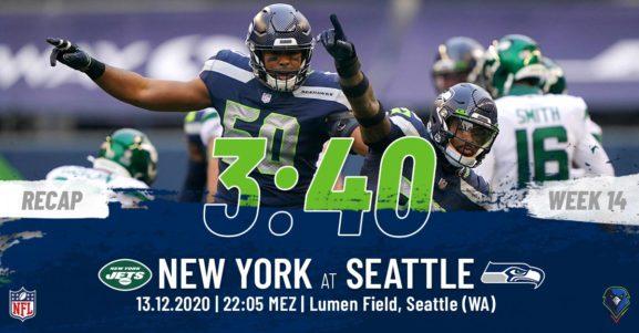 Recap Week 14, 2020 New York Jets