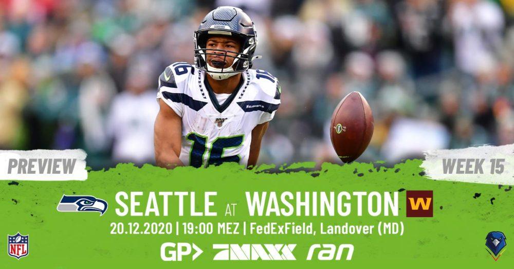 Preview Week 15, 2020 Washington Football Team