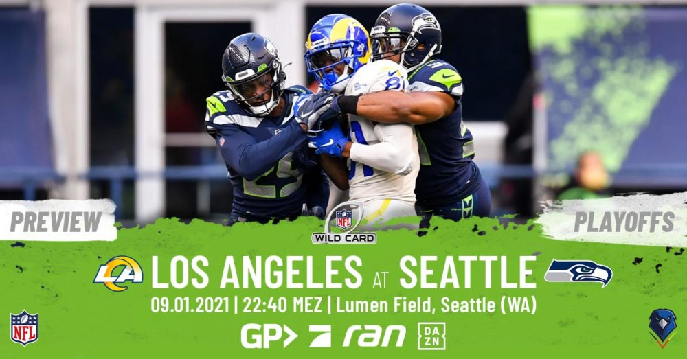 Preview Wild-Card Round, 2020 Los Angeles Rams
