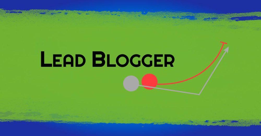 Schnellcheck Lead Blogger 2020