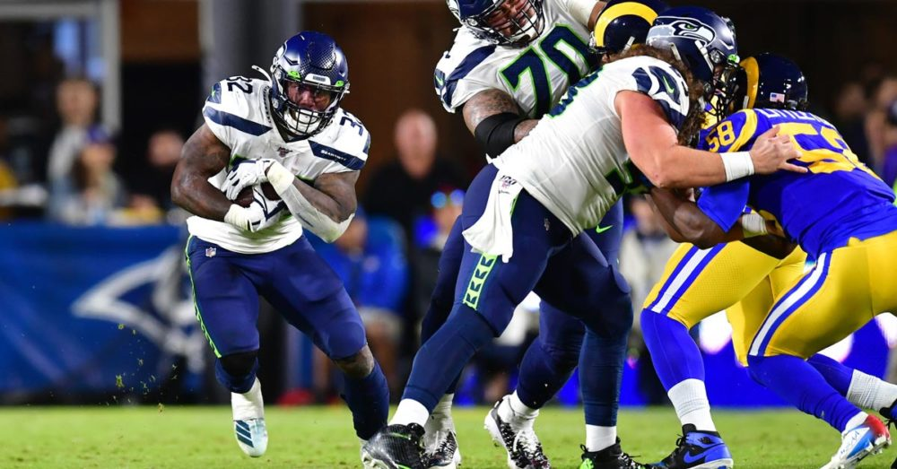 Chris Carson Free Agents 2021