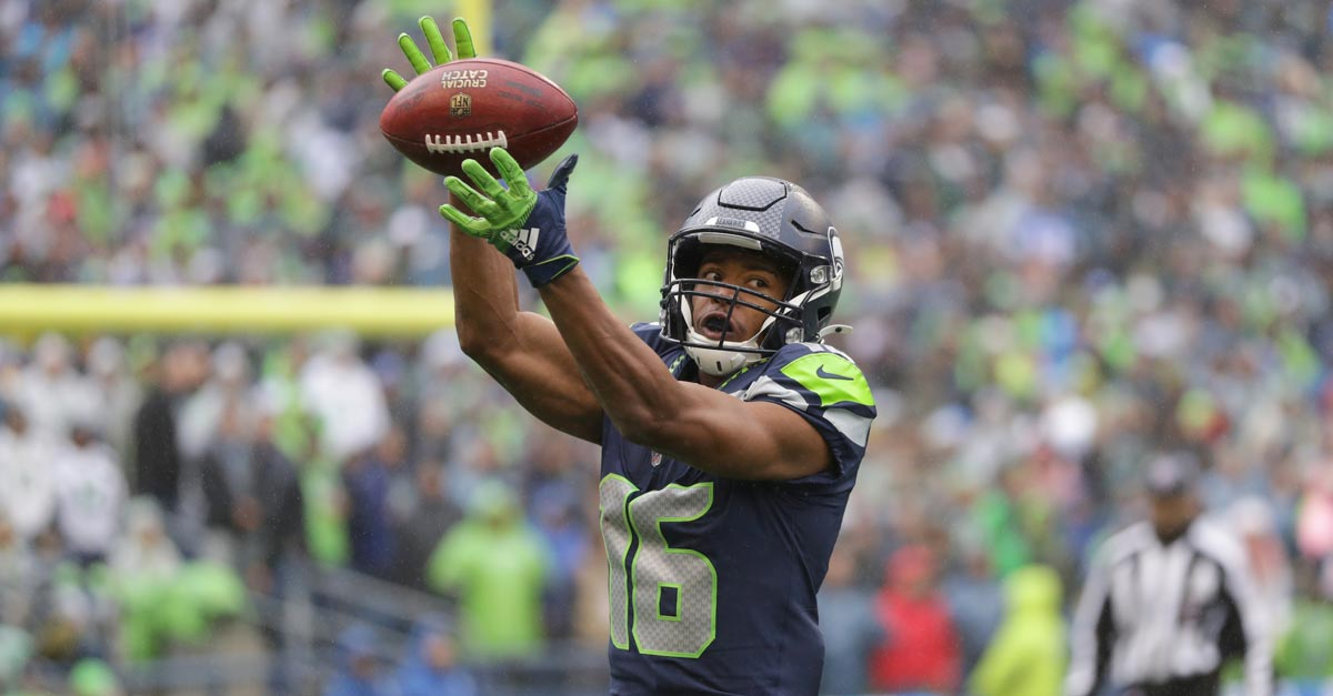 Seahawks Sparen Lockett