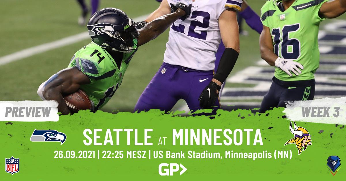 Preview Week 3, 2021 Minnesota Vikings