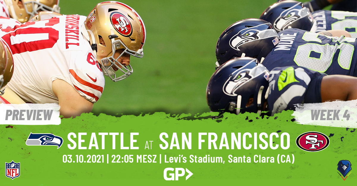 Preview Week 4, 2021 San Francisco 49ers