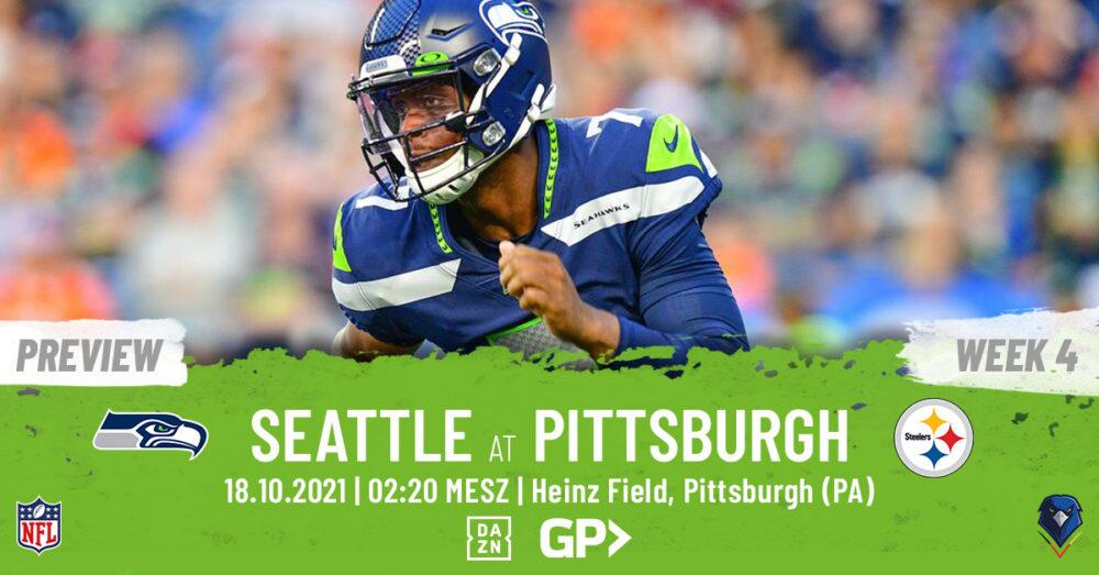 Preview Week 6, 2021 Pittsburgh Steelers